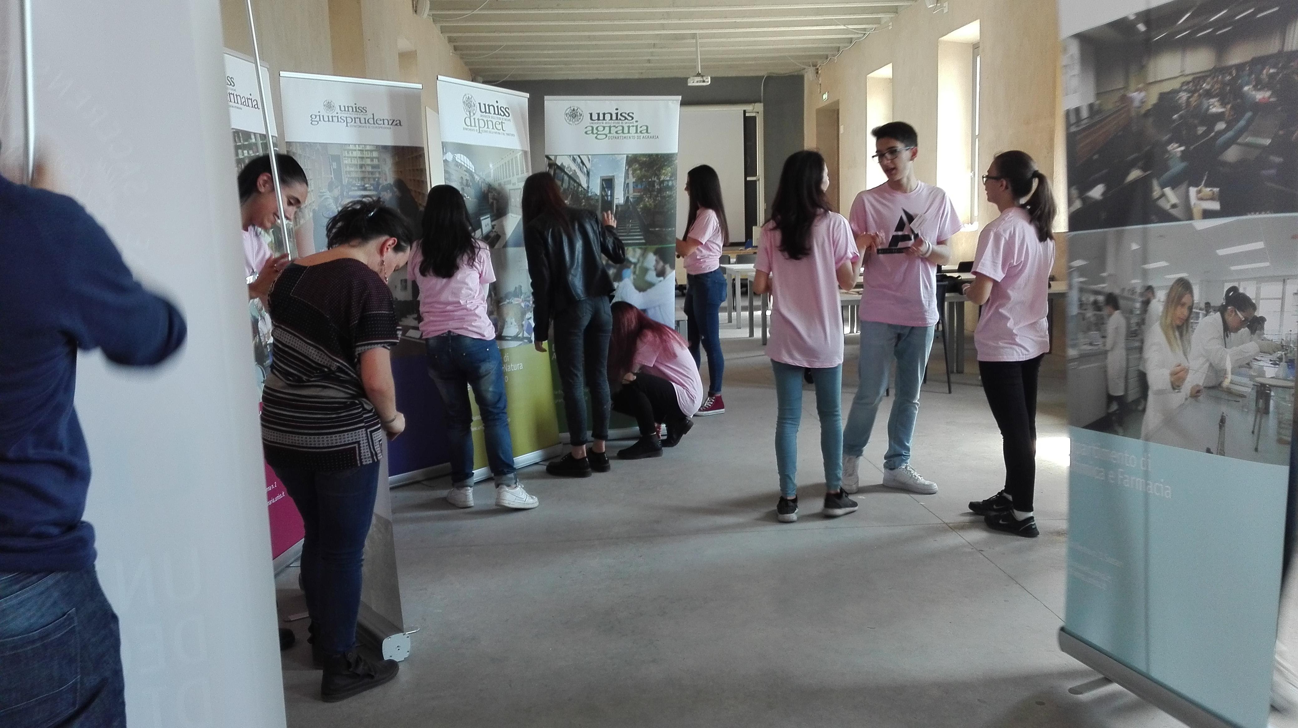 Ufficio Web Architetti Sassari : Alternanza scuola lavoro università degli studi di sassari