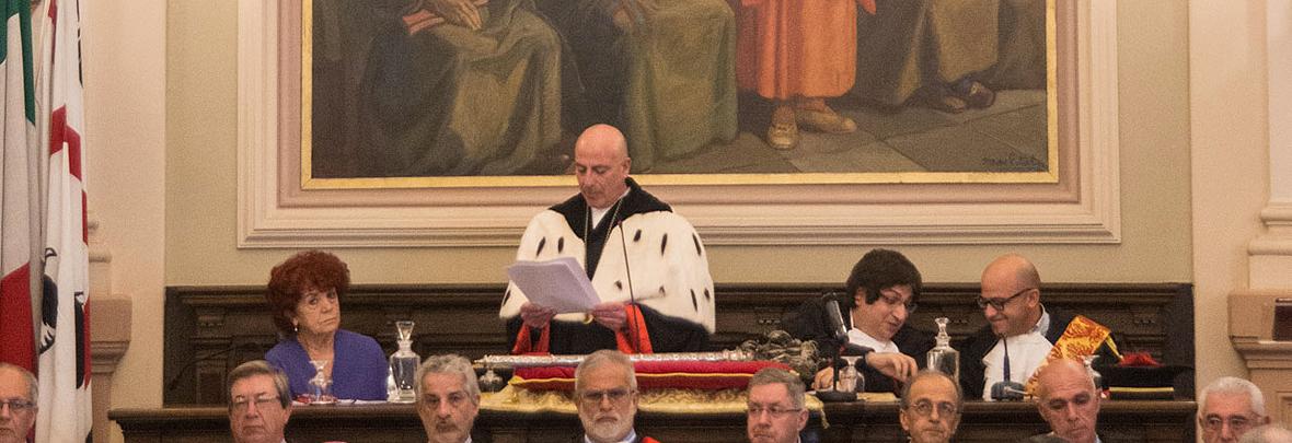 Inaugurazione 456 anno accademico