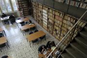 """Bibliteca di Scienze Giuridiche """"Girolamo Olives"""""""