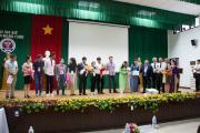 L'Università di Sassari al Festival della Scienza 2016 a Huè, Vietnam