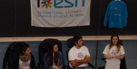 Presentazione Soci ESN