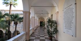 Atrio Università degli Studi di Sassari