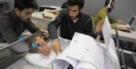Studenti di Architettura