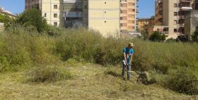 Area verde urbana a Sassari_ASA Sassari
