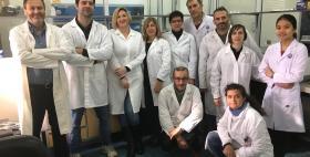 Gruppo di ricerca dell'Università di Sassari coordinato da Alberto Alberti