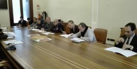 Conferenza stampa concorso Crea lo slogan per la raccolta differenziata dell'Università di Sassari