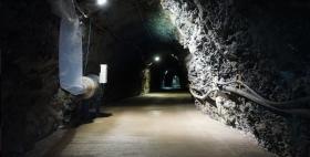 La miniera di Sos Enattos a Lula