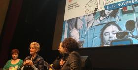 Firenze, premio Gilda al corto di Uniss Viaggio a Stoccolma