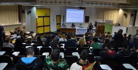 Erasmus alle Giornate dell'Orientamento 2016