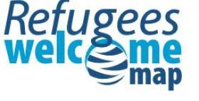 EUA refugee map