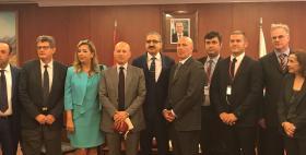 Delegazione in Libano