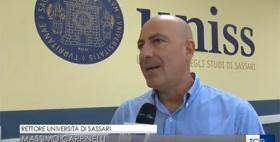 Inaugurazione Student Hub, intervista al Rettore