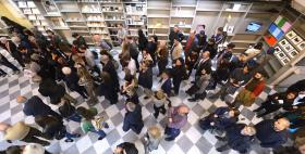 Mostra No Man's library_Sentieri contemporanei_Uniss