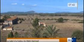 Agricoltura di precisione Uniss su Buongiorno Regione Sardegna