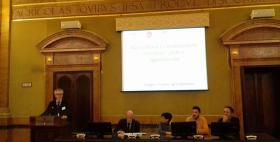 Pierpaolo Roggero (NRD UNISS) al Ministero delle politiche agricole per il convegno sui cambiamenti climatici (Roma, 12-13 dicembre)