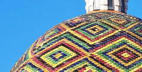 Cupola chiesa di San Michele di Alghero