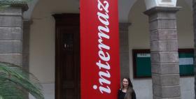 Andreea Raducanu, studentessa di Timisoara, all'Università di Sassari con l'Erasmus Traineeship in Sardinia