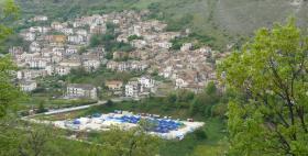 Aragno, Abruzzo_Panoramica