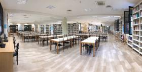Biblioteca accessibile_Sistema bibliotecario di Ateneo Università di Sassari