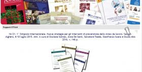 Ricerca Uniss su benessere organizzativo, sito dell'Istituto Superiore di Sanità