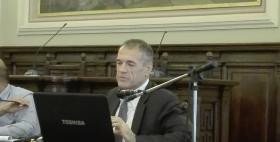 Carlo Cottarelli all'Università di Sassari