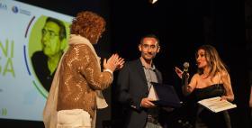 Premio Gianni Massa al laureato Uniss Carlo Mandras_Foto di Federica Zedda