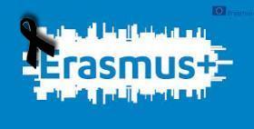 Logo Erasmus blu