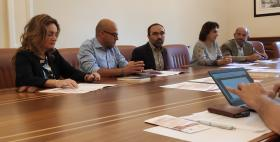 """Conferenza stampa presentazione workshop """"Dentro & fuori""""_Università di Sassari"""