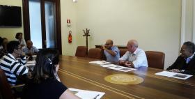 Conferenza stampa presentazione 455esimo Anno Accademico dell'Università di Sassari