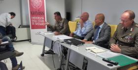 Università di Sassari e Brigata Sassari - conferenza stampa CLab 06092019