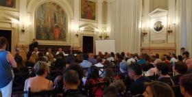 Consegna pergamene a 100 insegnanti di sostegno_Università di Sassari, 23 luglio 2018