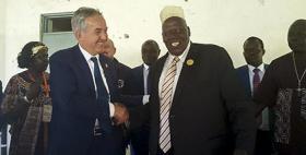 Sottoscritta l'intesa tra la Sardegna e la sub regione ugandese Madi-West Nile