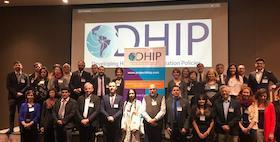 foto del progetto DHIP a Bogotà