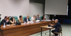 Discussione della tesi di laurea di Michelangelo Corona_Agraria, Università di Sassari