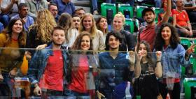 Studenti Erasmus Uniss alla Basketball Champions League