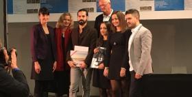 Europan, i vincitori Paolo RUSSO, Antonio Cugusi, Fabaiana Ledda, Annamaria Gaito, Riccardo Onnis