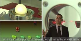 Immagine tratta da video Expo 2015 su Luca Ruiu