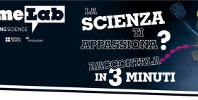 Banner FameLab 2016, Talent show di comunicazione scientifica