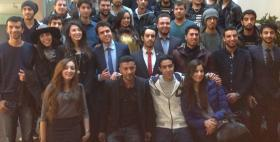 Gli studenti del Maghreb