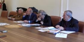 Conferenza stampa di presentazione delle iniziative per i 50 anni dalla morte di Antonio Pigliaru