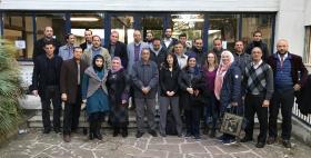 Trenta dcoenti egiziani all'Università di Sassari_Progetto ILHAM_EC