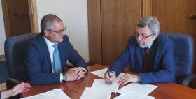 Francesco Basentini e Franco Prina_Dap e Cnupp_11 settembre 2019_www.crui.it