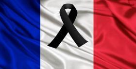 bandiera francia lutto