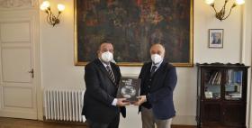 Gavino Mariotti e Pietro Fois