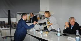 Giacomo Chessa (Università di Sassari) vincitore del Premio Socialis
