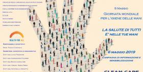 Giornata mondiale per l'igiene delle mani 2019