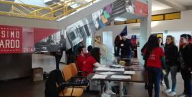Giornate dell'Orientamento 2016 dell'Università di Sassari in via Vienna