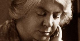 Grazia Deledda (foto tratta da Biografieonline.it)