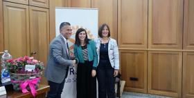 Ilaria Pisoni, laureata dell'Università di Sassari, premiata dalla commissione pari opportunità del Comune di Sassari