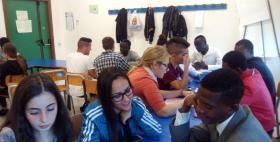 Progetto interazione integrazione_PolComingUniss e Istituto Atzena Bacaredda